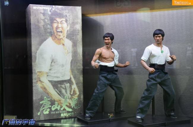 bruce lee enterbay big boss 13