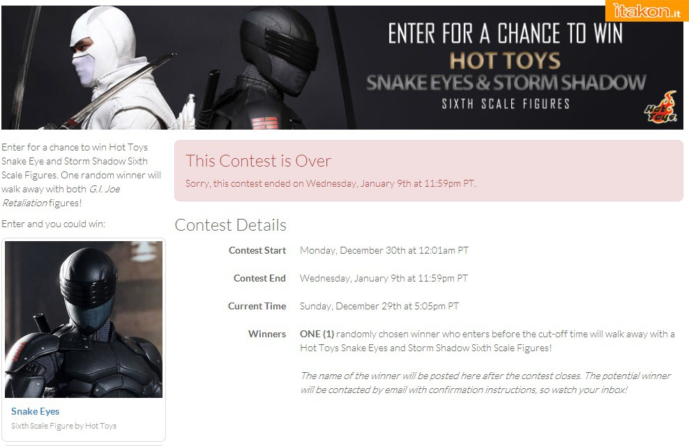 Link a Contest