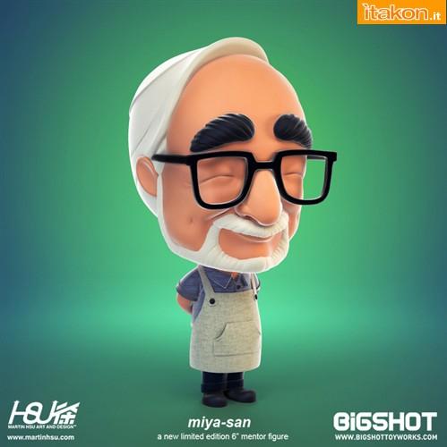 Hayao Miyazaki action figure 01