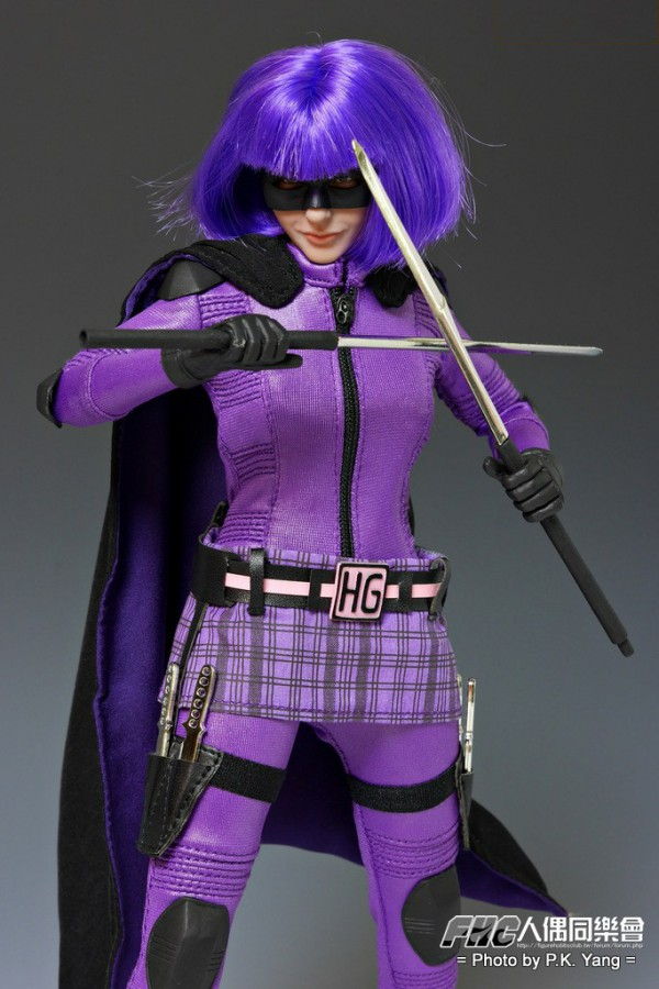 onesixthscalepictures: Play Toy PURPLE GIRL : Latest