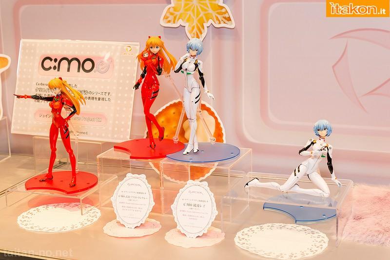 Link a ARCADIA – Evangelion – Asuka e Rei C-Mo figures 01