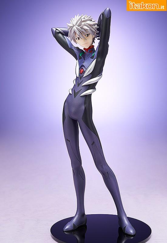 Kaworu Nagisa - Rebuild of Evangelion - FREEing preordine 01