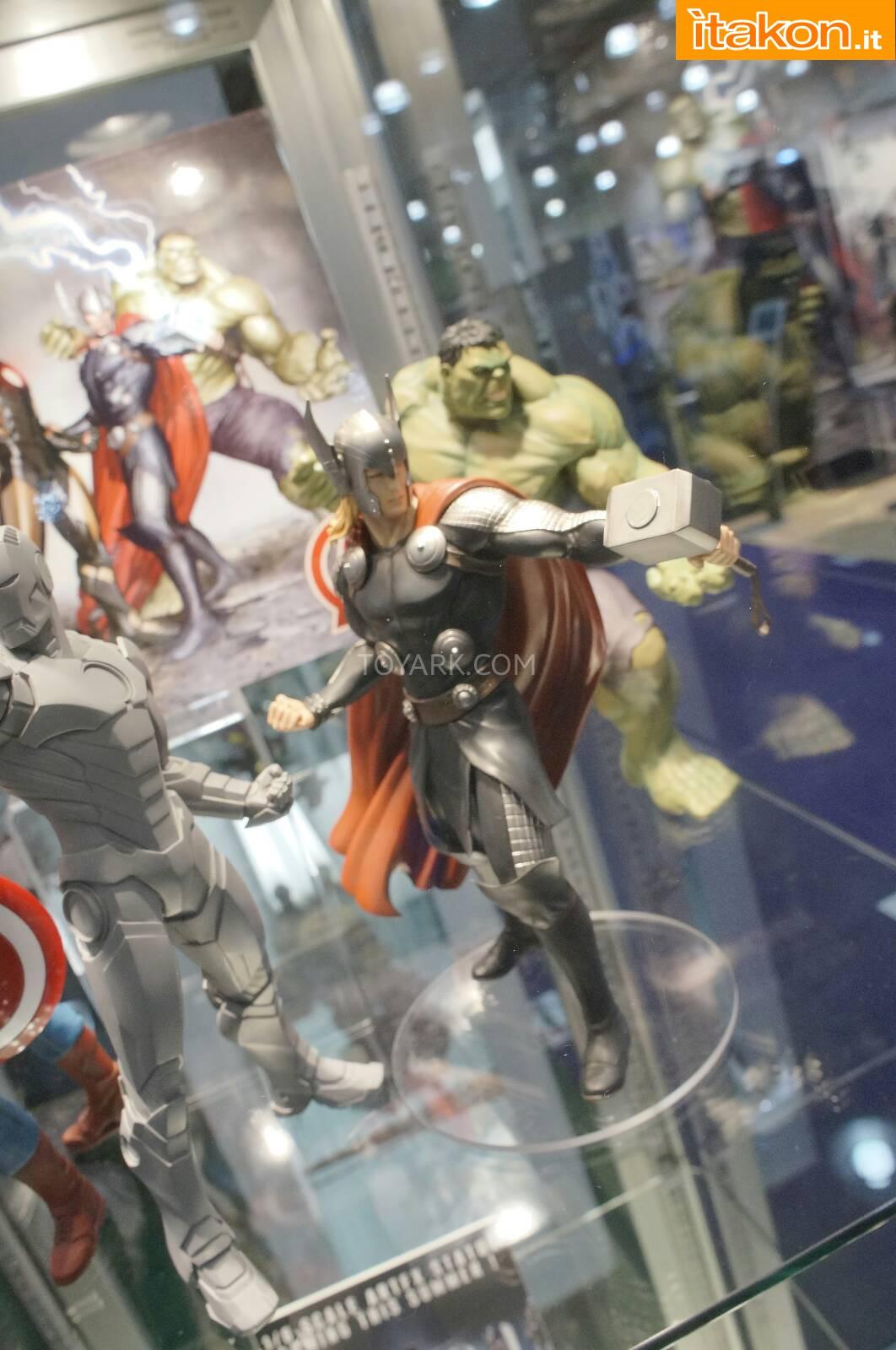 Link a Toy-Fair-2014-Kotobukiya-Marvel-002