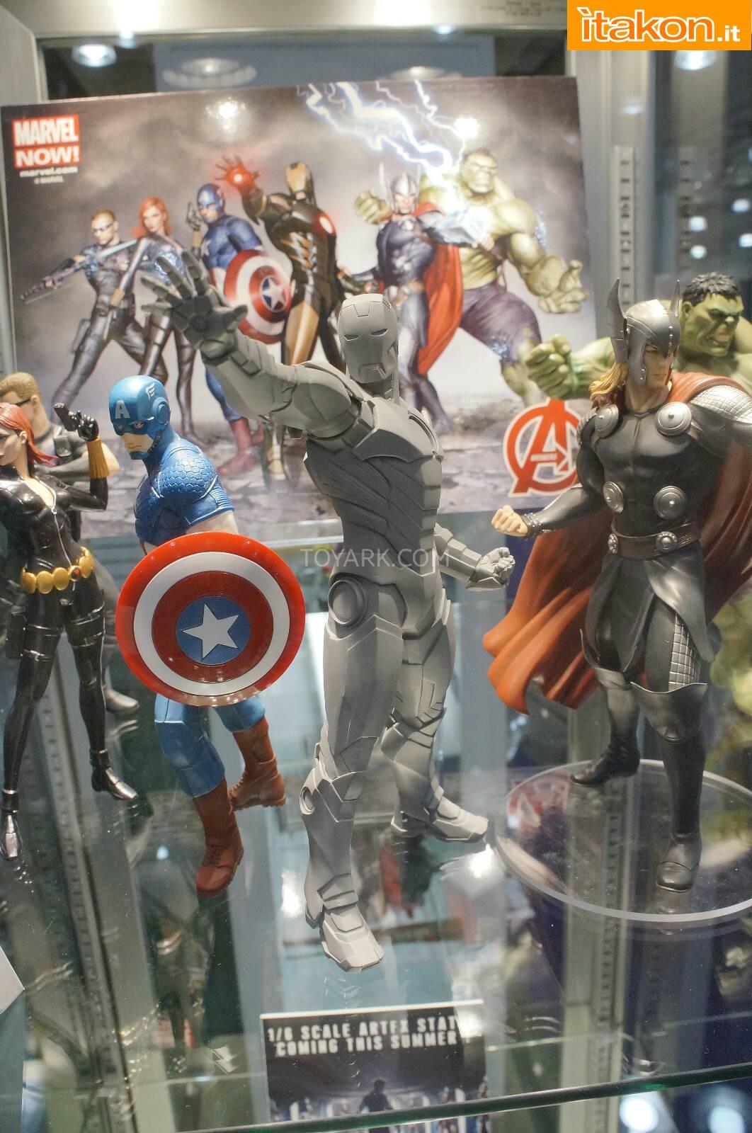Link a Toy-Fair-2014-Kotobukiya-Marvel-004