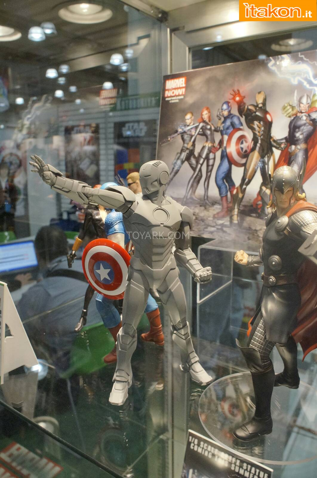 Link a Toy-Fair-2014-Kotobukiya-Marvel-005