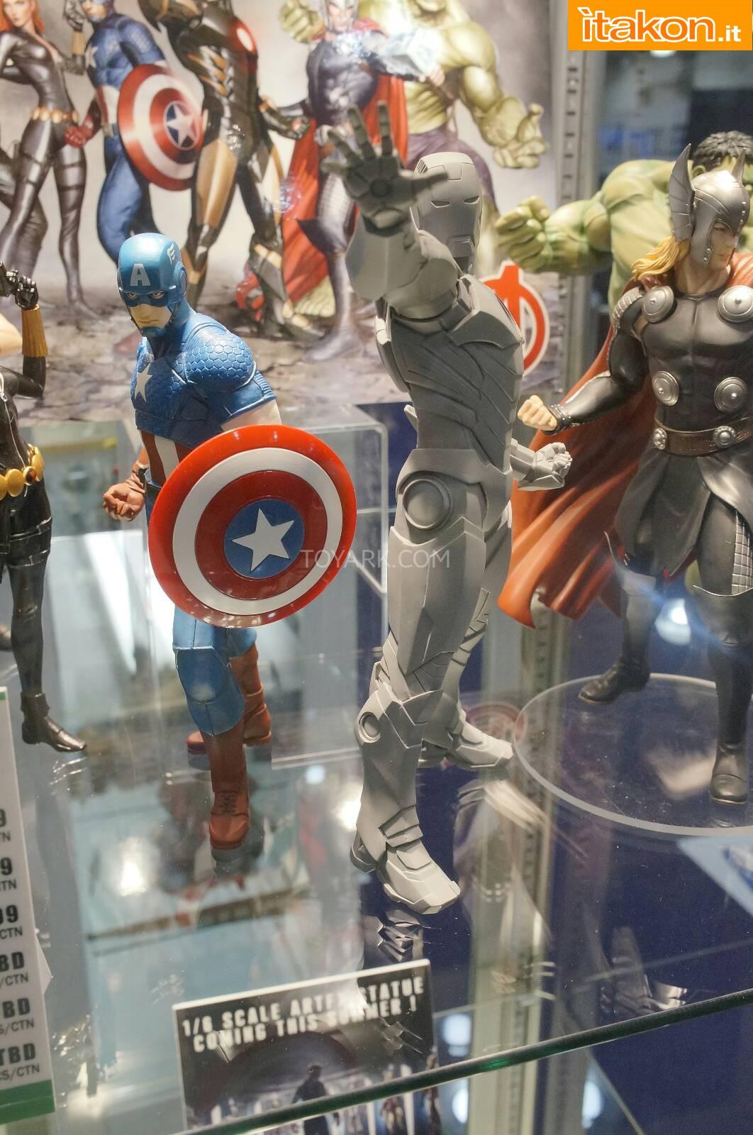 Link a Toy-Fair-2014-Kotobukiya-Marvel-015