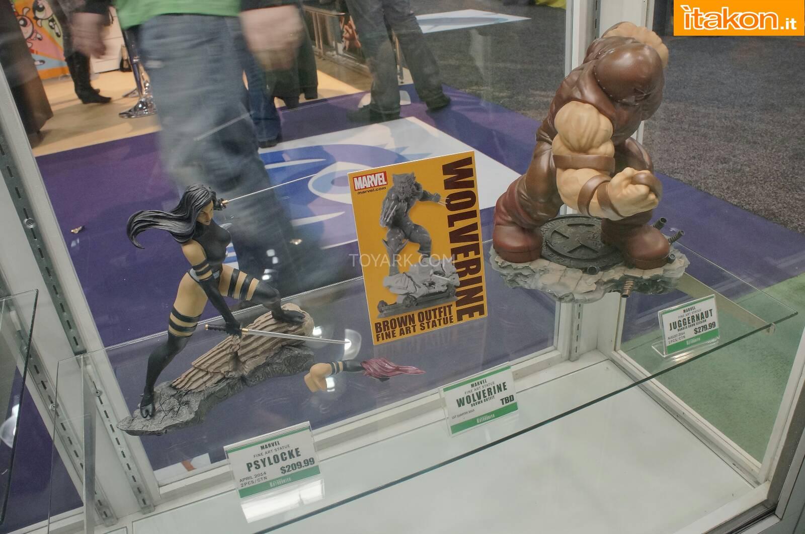 Link a Toy-Fair-2014-Kotobukiya-Marvel-020