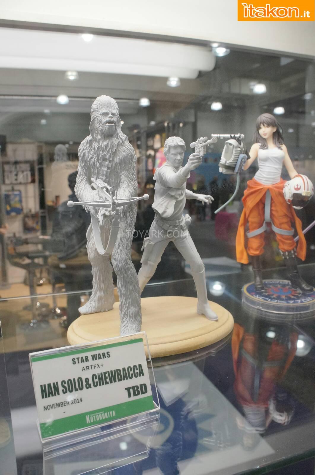 Link a Toy-Fair-2014-Kotobukiya-Star-Wars-012