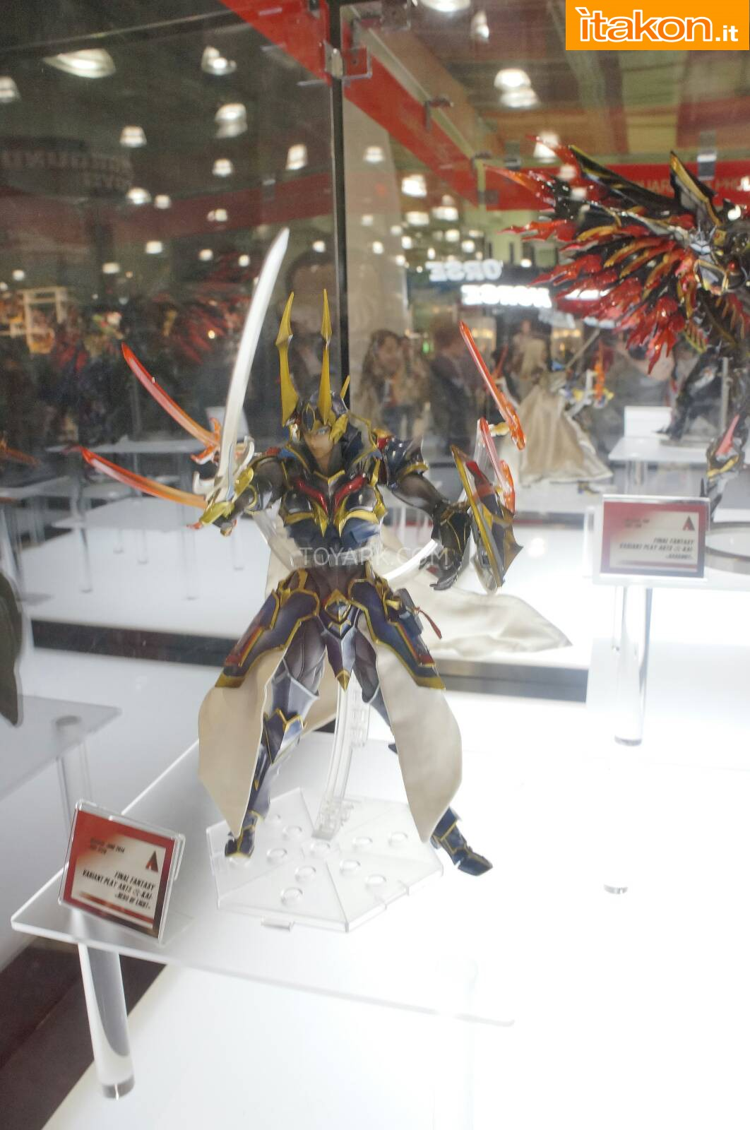 Link a Toy-Fair-2014-Square-Enix-Final-Fantasy-Play-Arts-Kai-003