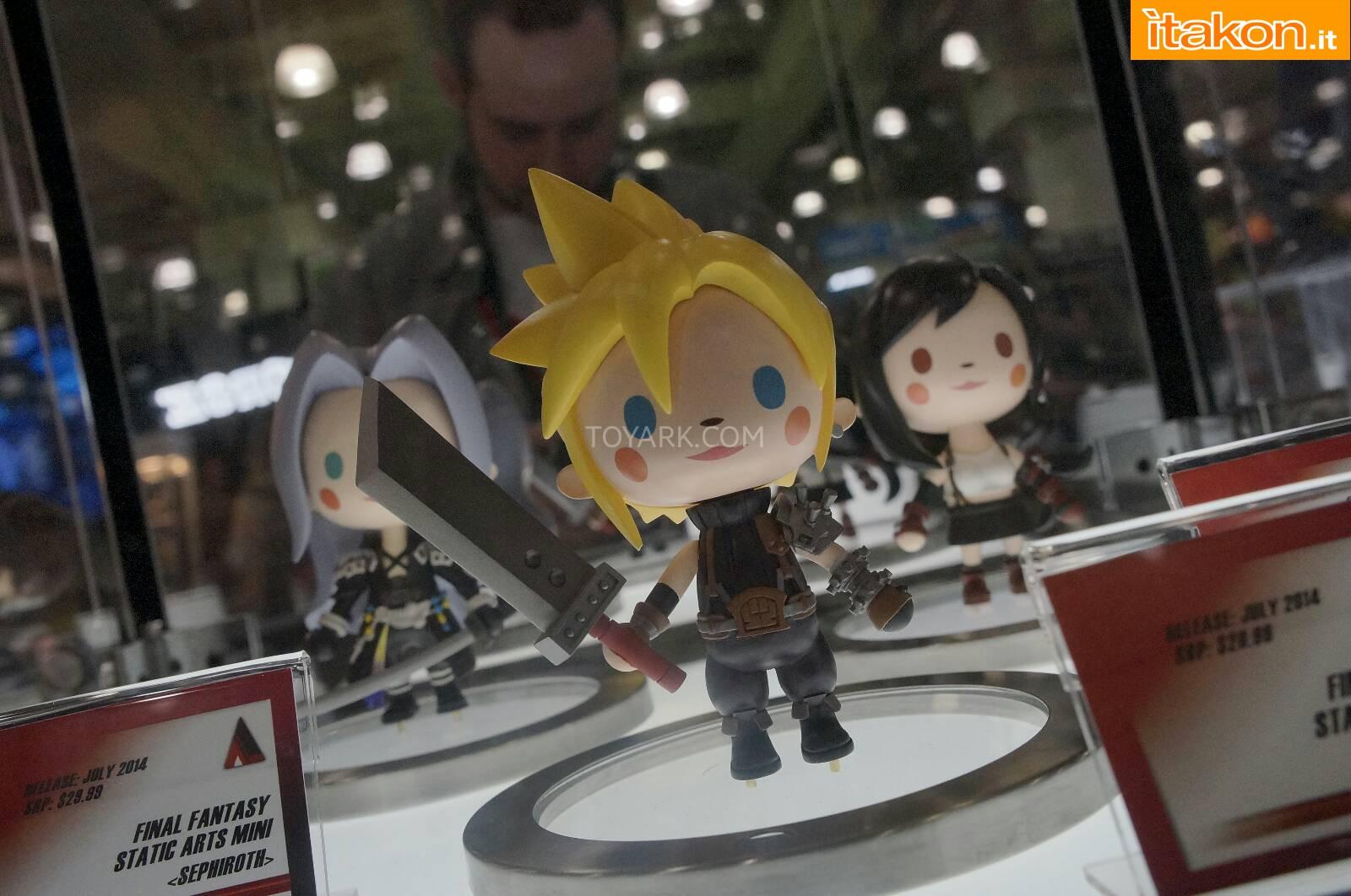 Link a Toy-Fair-2014-Square-Enix-Final-Fantasy-Static-Arts-003