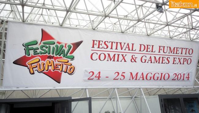 Festival del Fumetto 2014 a Novegro 32