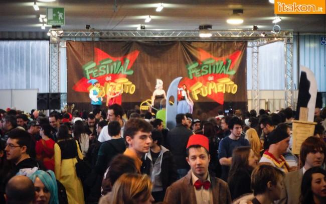 Festival del Fumetto 2014 a Novegro 12