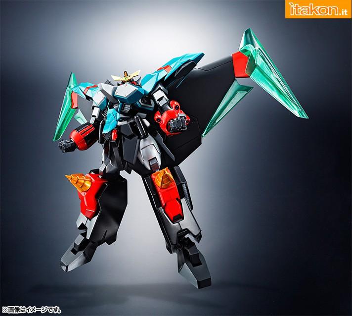 Link a Super Robot Chogokin Gaofighgar (1)