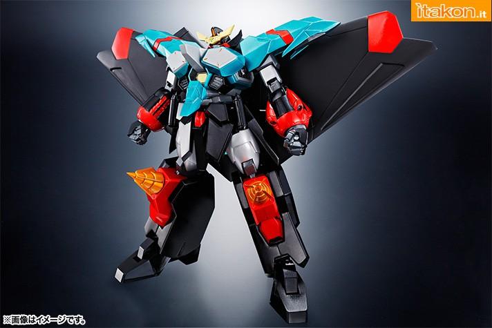 Link a Super Robot Chogokin Gaofighgar (3)