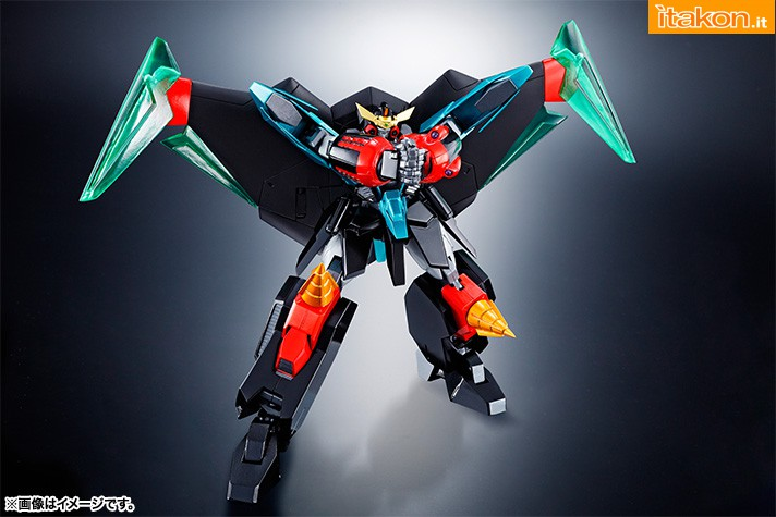 Link a Super Robot Chogokin Gaofighgar (4)