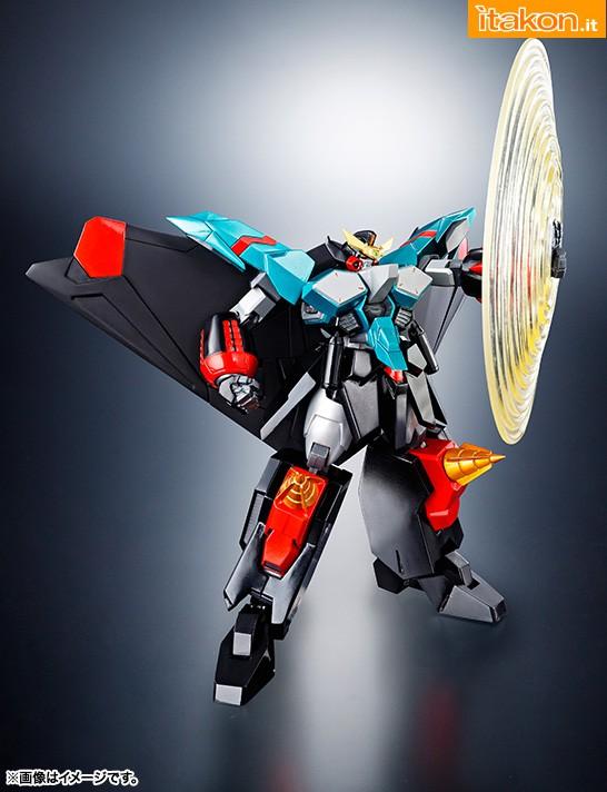 Link a Super Robot Chogokin Gaofighgar (5)