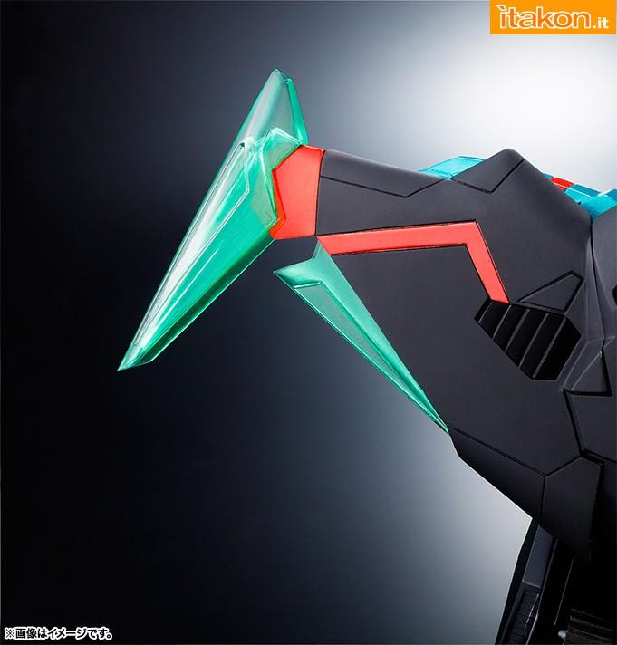 Link a Super Robot Chogokin Gaofighgar (6)