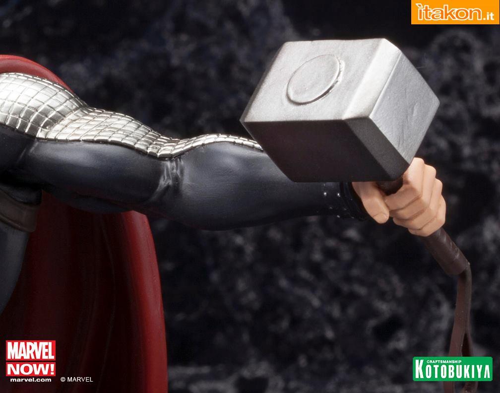 Link a Kotobukiya: Thor ARTFX+ Marvel Now Avengers – Primo Teaser Ufficiale