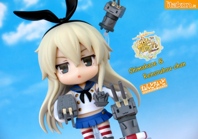 000 Shimakaze Nendoroid - Kantai Collection ~Kan Colle~ GSC recensione