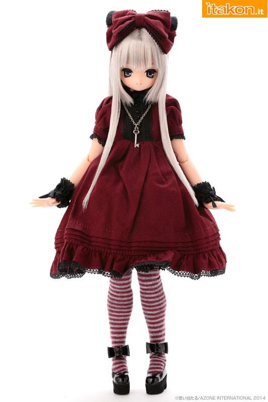 Link a EX Cute Classic Alice Nikkoriguchi azone 2