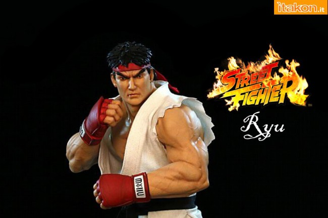 Pop Culture Shock - Ryu - Street Fighter annuncio slide1