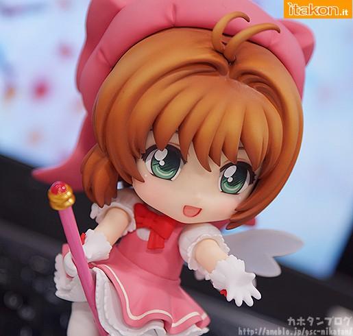 Link a Sakura – Card Captor Sakura- Nendoroid – GSC – Anteprima – 6