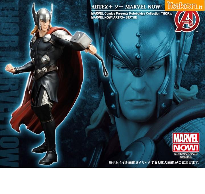 Link a Thor Marvel Now ARTFX+ (11)