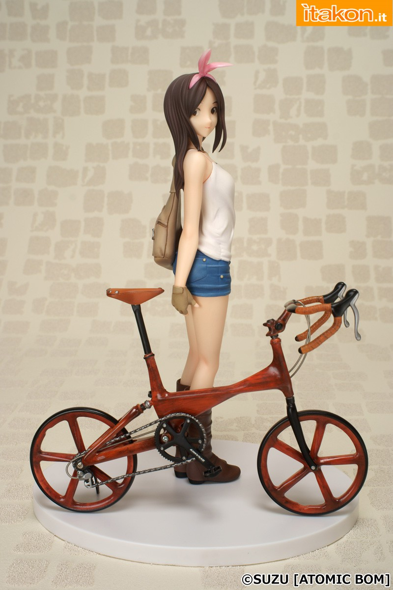 Link a 19 maggio kaitendoh Girl and Bicycle