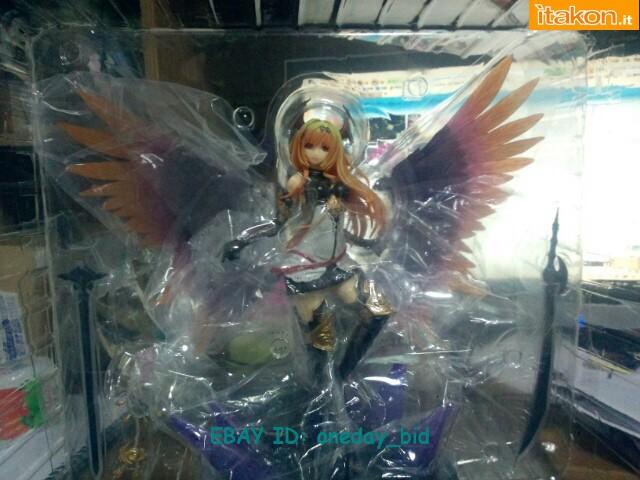 Link a AntiBootleg – Dark Angel Olivia – Shingeki no Bahamut – Kotobukiya 04