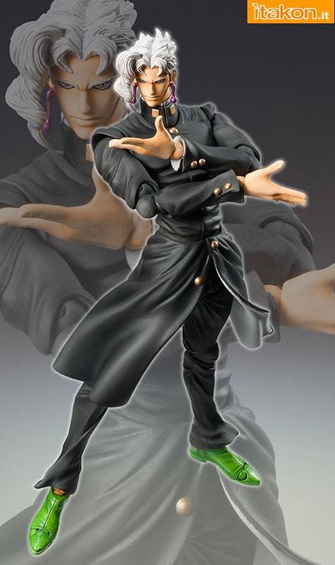Link a Noriaki Kakyouin Second Super Action Statue 2