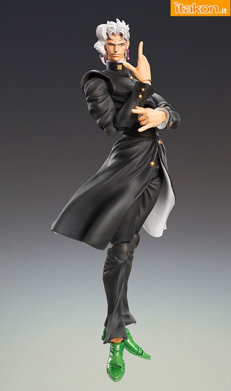 Link a Noriaki Kakyouin Second Super Action Statue 4