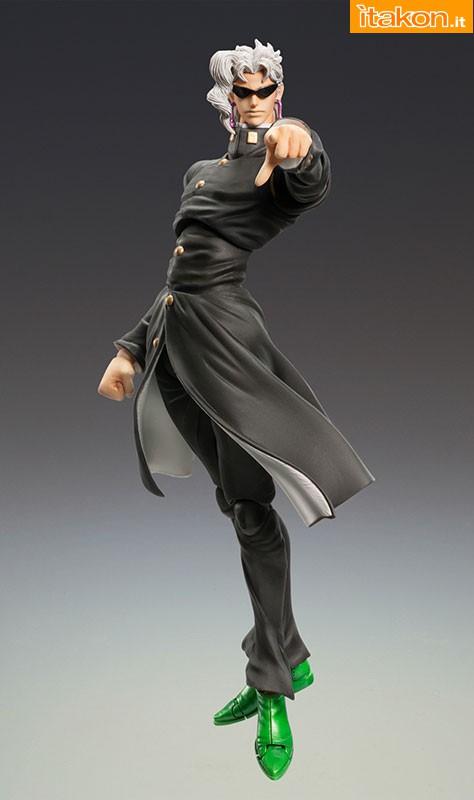Link a Noriaki Kakyouin Second Super Action Statue 5