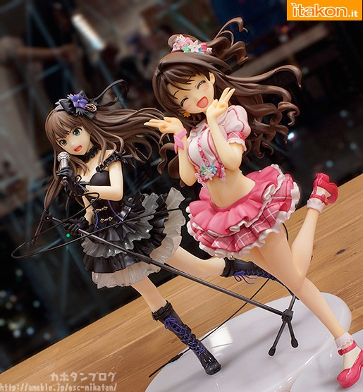 Link a Uzuki Shimamura New Generation – iDOLMASTER Cinderella Girls – GSC boxed 09