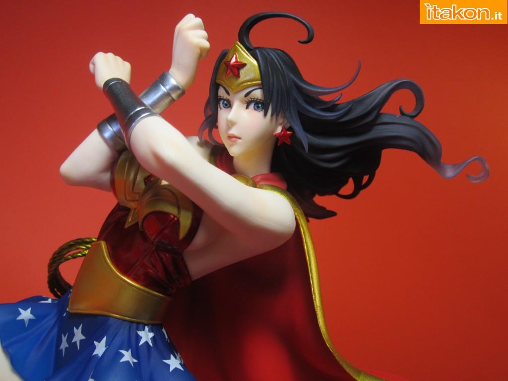 Link a Wonder Woman DC Bishoujo Recensione Itakon.it 14