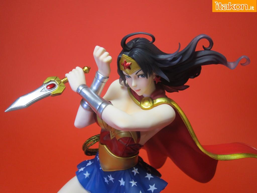 Link a Wonder Woman DC Bishoujo Recensione Itakon.it 36