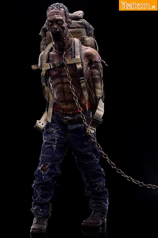 Link a threezero – The Walking Dead Michonne's Pet 2 (Red)