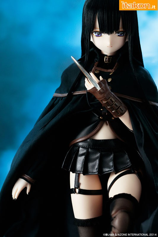 Link a Black Raven Series Cecily  The Darkness soul di Azone 16