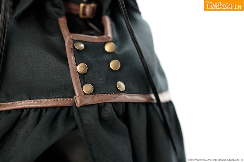 Link a Black Raven Series Cecily  The Darkness soul di Azone 8