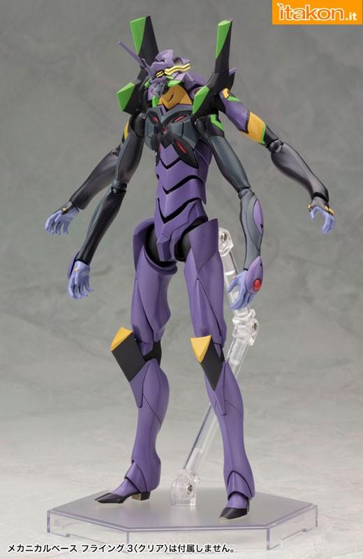Link a Eva-13 – Rebuild of Evangelion – Kotobukiya Model Kit Preorder 05