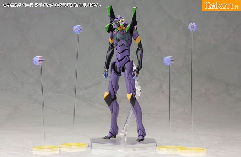 Link a Eva-13 – Rebuild of Evangelion – Kotobukiya Model Kit Preorder 13