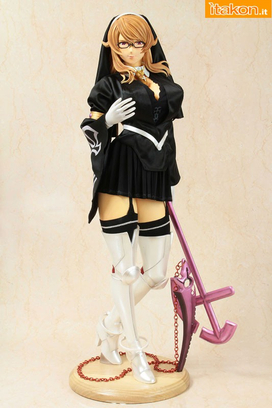 Link a Siggy Sigui 2P Color – Queens Blade Rebellion – A+ preorder 01