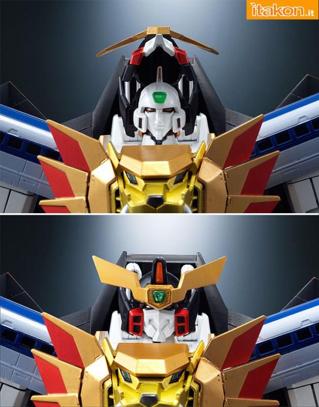 GaoGaiGar GX-68 Soul of Chogokin 9