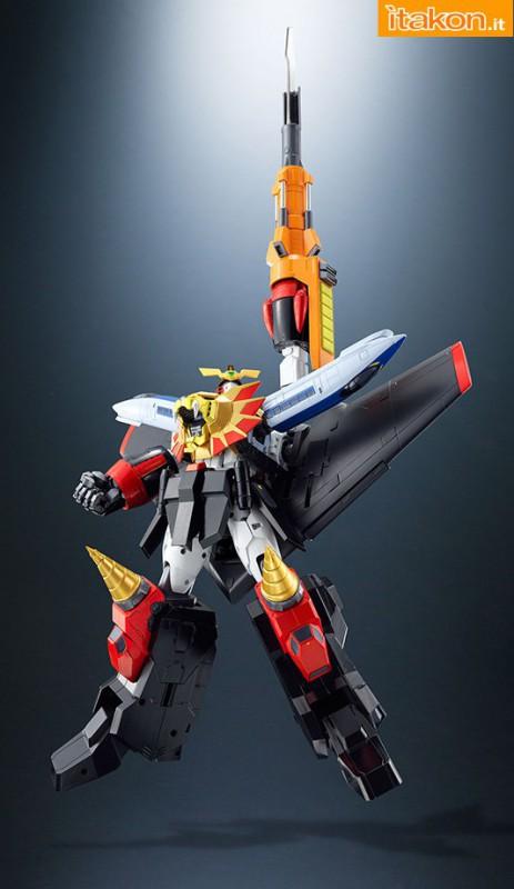 GaoGaiGar GX-68 Soul of Chogokin 10