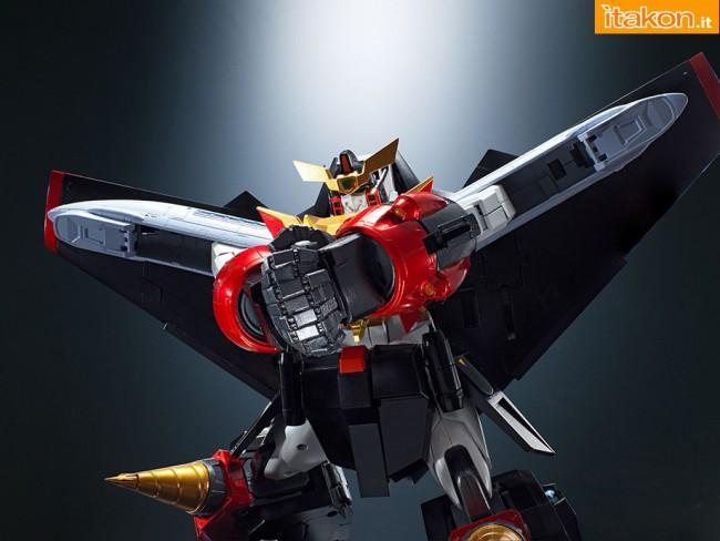 GaoGaiGar GX-68 Soul of Chogokin 12