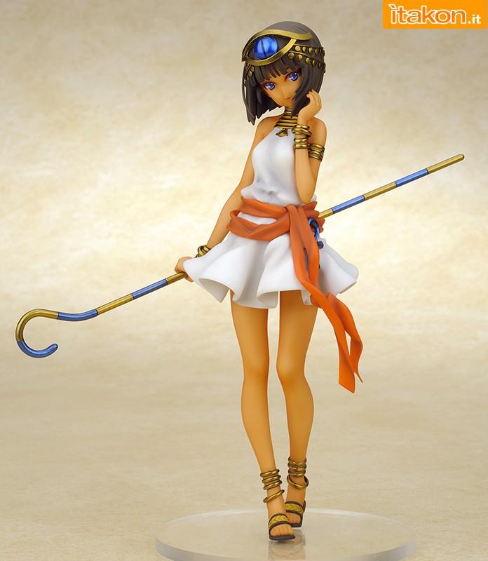 Link a Tutankhamun – Eiyuu Senki GOLD – Ques Q Official Pics 03