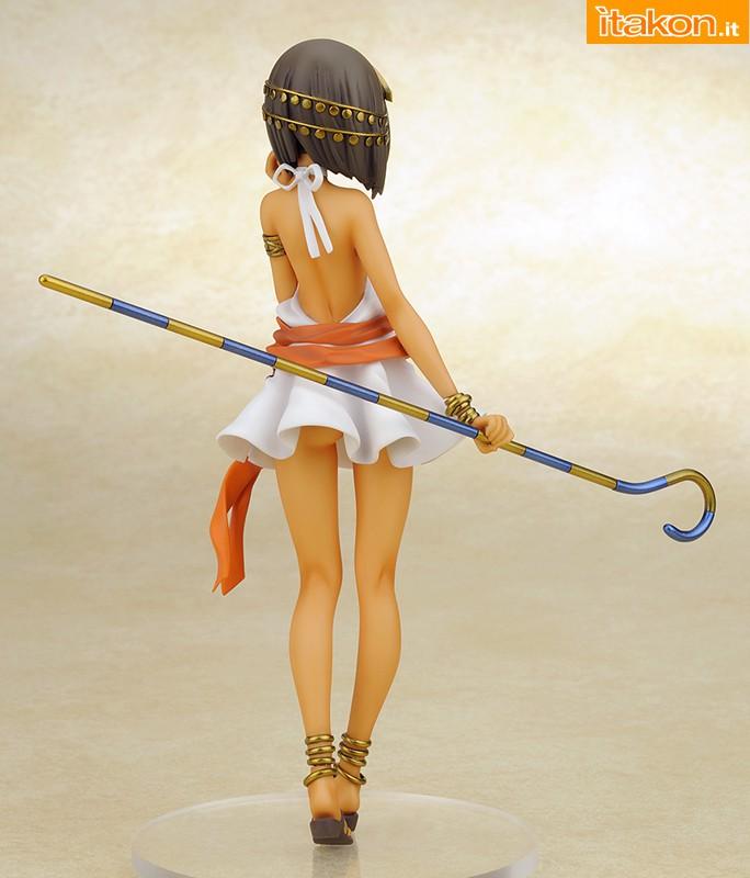 Link a Tutankhamun – Eiyuu Senki GOLD – Ques Q Official Pics 06