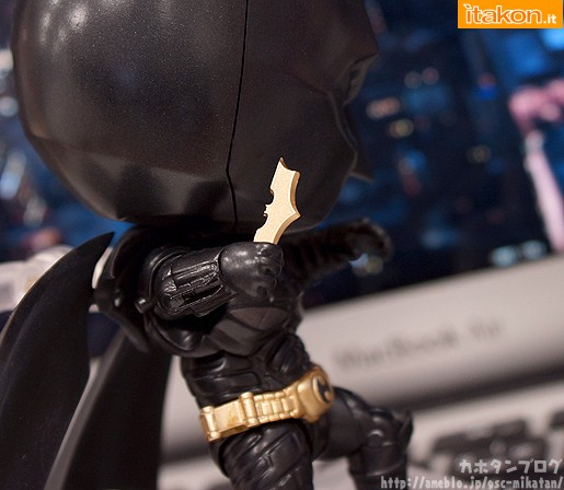 Link a Batman – The Dark Knight – Nendoroid Good Smile Company anteprima 09