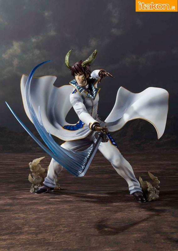 Link a akari hizamaru – bandai – figu zero – preordini – 4