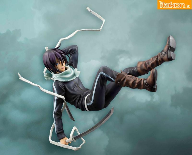Link a Noragami Yato G.E.M. Series di MegaHouse in preordine 3