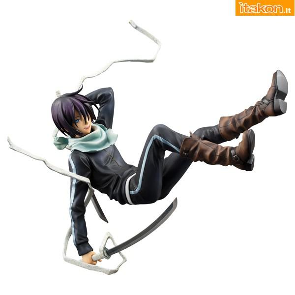 Link a Noragami Yato G.E.M. Series di MegaHouse in preordine 7